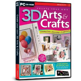 3d Arts and craft