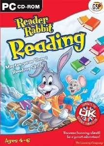 reader rabbit  reading