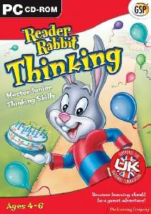 reader rabbit  thinking